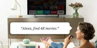 Use Alexa Voice Remote Fire TV