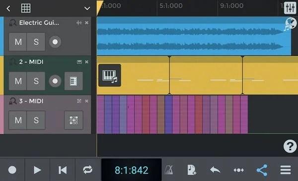 n-Track Studio Music DAW