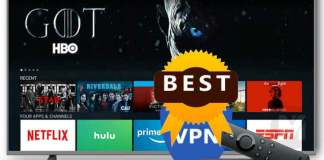 Best VPNs Amazon Fire TV