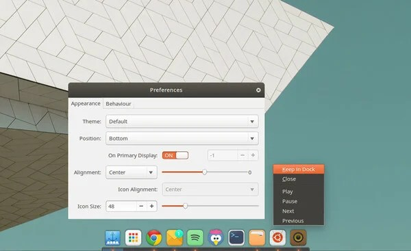 10 Best Linux Docks For Ubuntu And Ubuntu Derivatives | Mashtips