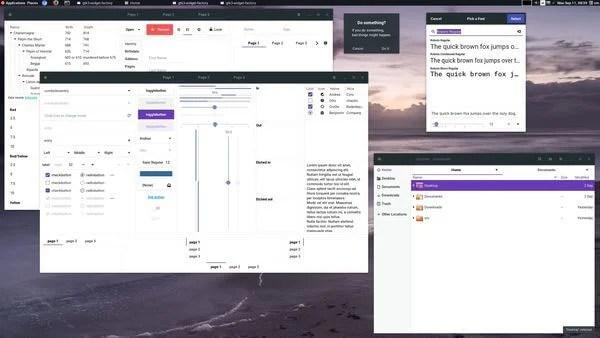 Adapta Colorpack Ubuntu GNOME Theme