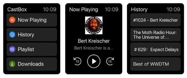 10 Best Podcast Apps for Apple Watch | Mashtips