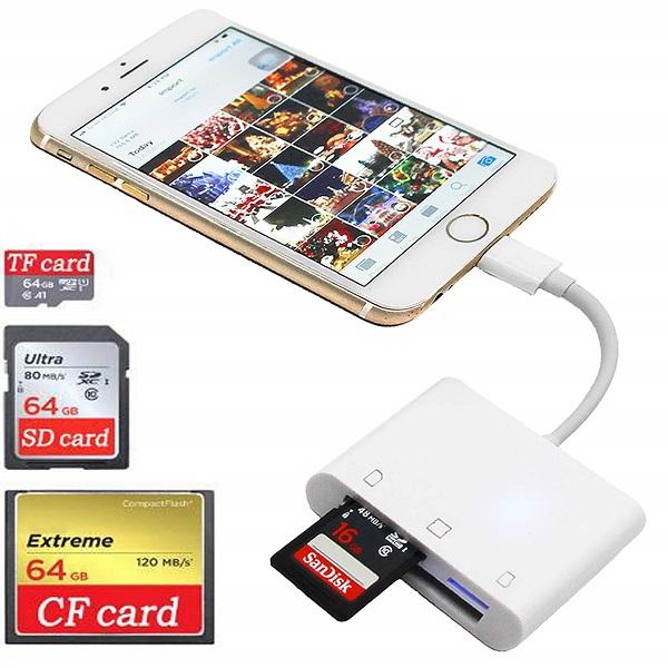 KL Trust SD card Reader