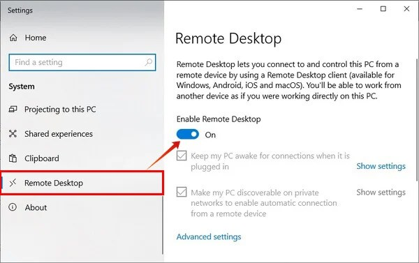Control Windows PC From iPad/iPhone | PC Screen Mirroring