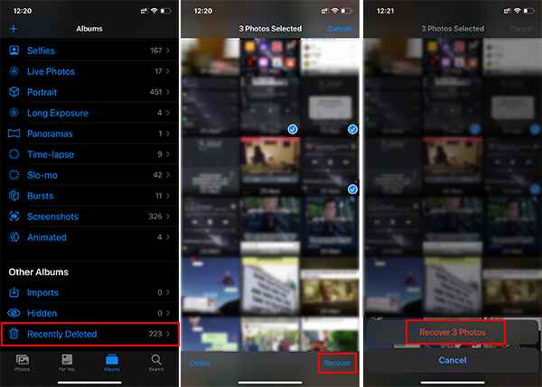 Most iPhone users capture the best moments of their everyday life using the gorgeous camer How to Recover Deleted Photos from iPhone
