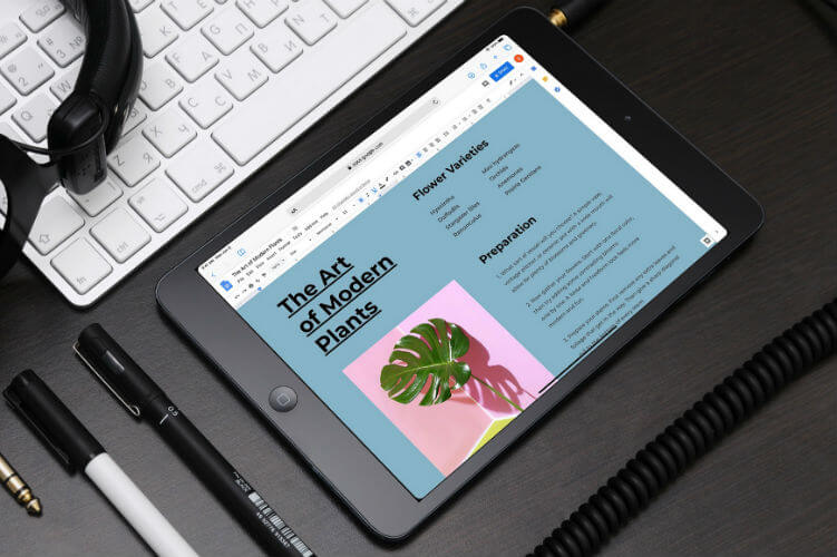 Here is the List of New Features of Safari on iPadOS