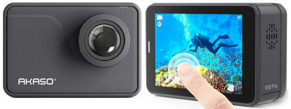 Akaso V50 Pro 4K Sports Camera