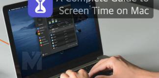 How to enable and use Screen Time on Mac