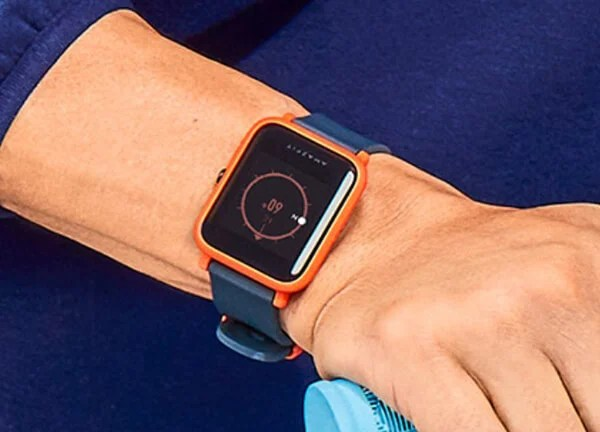 Amazfit Bip Review Cycling