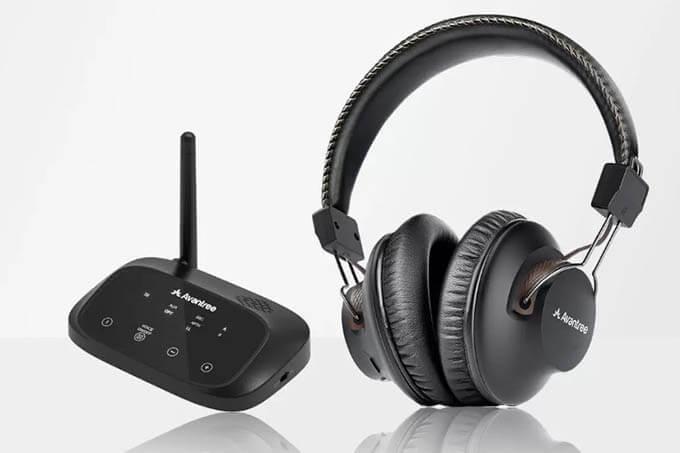 Avantree HT5009 Headphones design