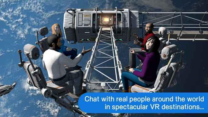 vTime XR: The AR & VR Social Network