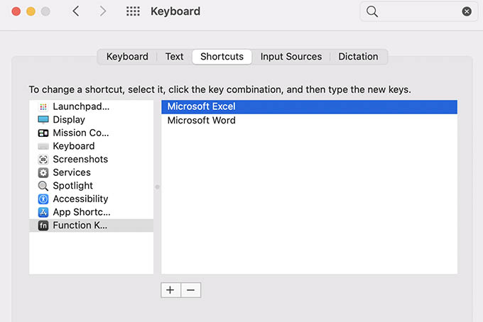 Apps to Show Function Keys in MacBook Pro Touch Bar