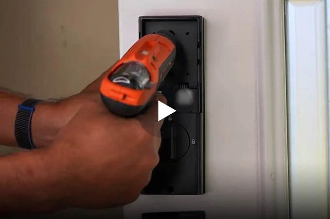 Installation eufy WiFi Door Lock