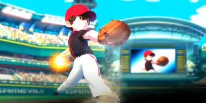 Baseball Superstars gameplay
