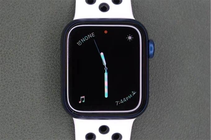 Apple Watch Minimal Watch Face