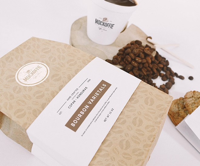 Download 25+ Best Free Coffee Bag Mockup Designs - Mashtrelo