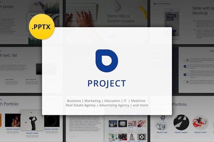 project-ppt-template