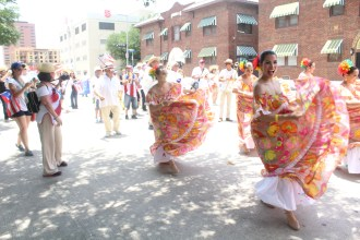 Puerto Rico with The Ballet Folklorico Las Hijas de Boriken