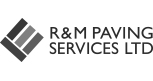R and M Paving Website