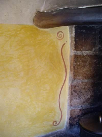 Detalle fresco