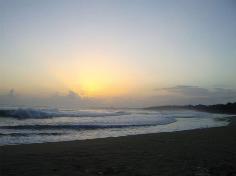 1 Amanecer en Costa Rica
