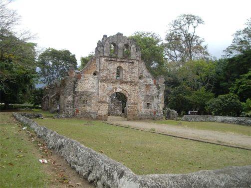 43 Templo de Ujarrás