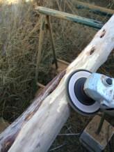 13 Limpieza de la superfície de la madera