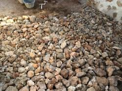25 Base de suelo para hormigón ciclópeo (sin mallazo)