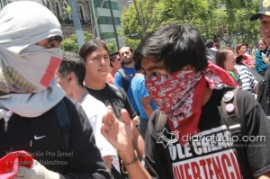 Manifestacion Pro Israel Hemicili Juarez  126