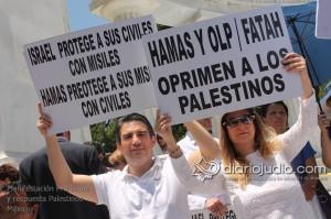 Manifestacion Pro Israel Hemicili Juarez  179