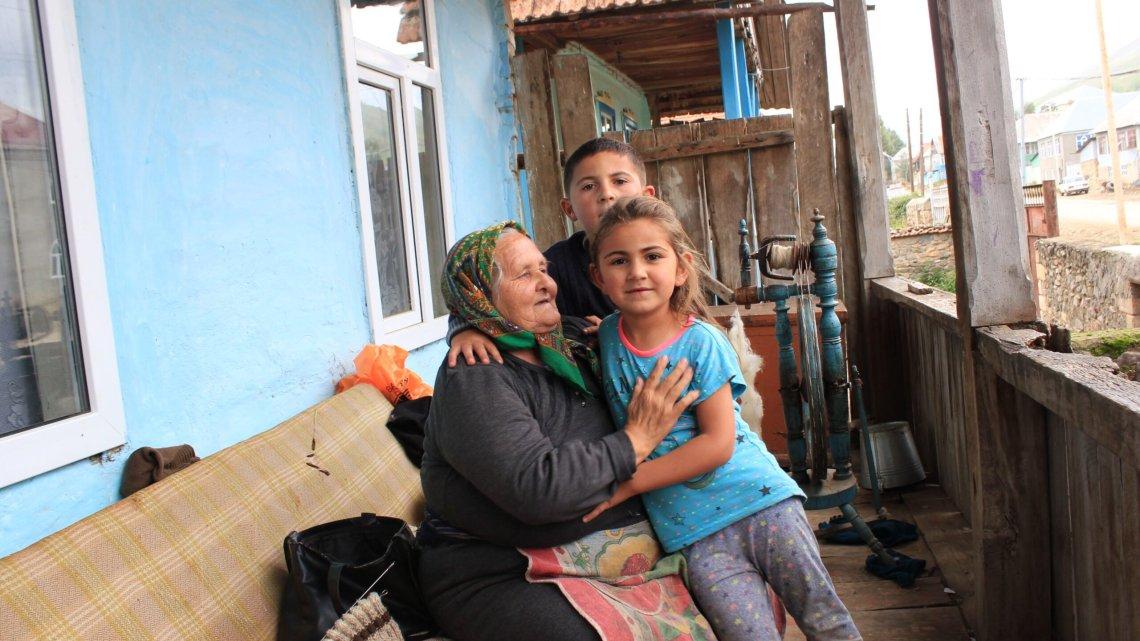Следы русской культуры в Азербайджане — русские в Кедабеке