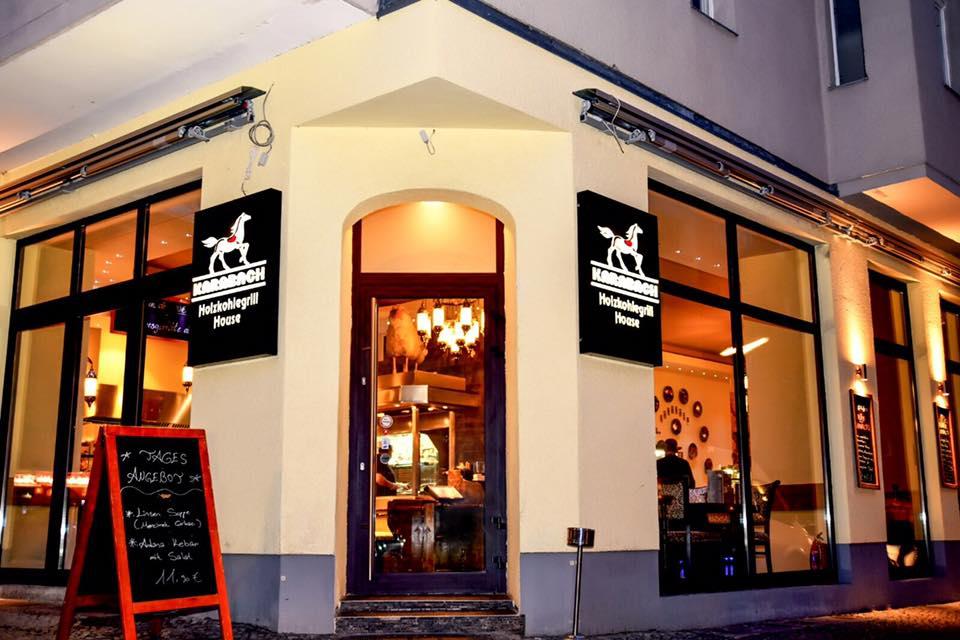 Karabach (Restaurant) — SPEISEKARTE