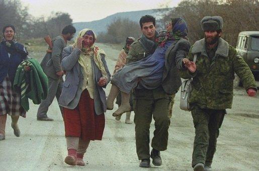 Chronik eines Massenmordes mit Ansage – die Lehren aus Chodschali