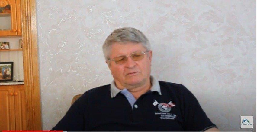 Беседа с Григорием Ивановичем Жидковым о спорте в ивановке