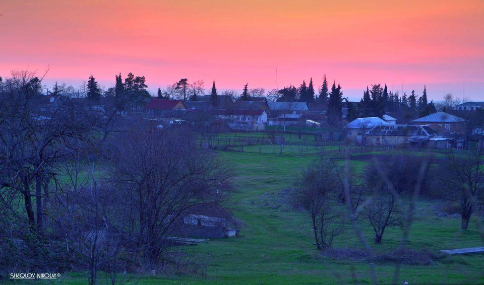 Ivanovka in Aserbaidschan — FOTOS