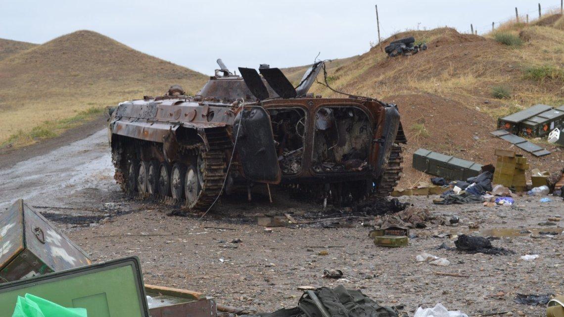 Gefechte zwischen Armenien und Aserbaidschan: Tote und Verletzte