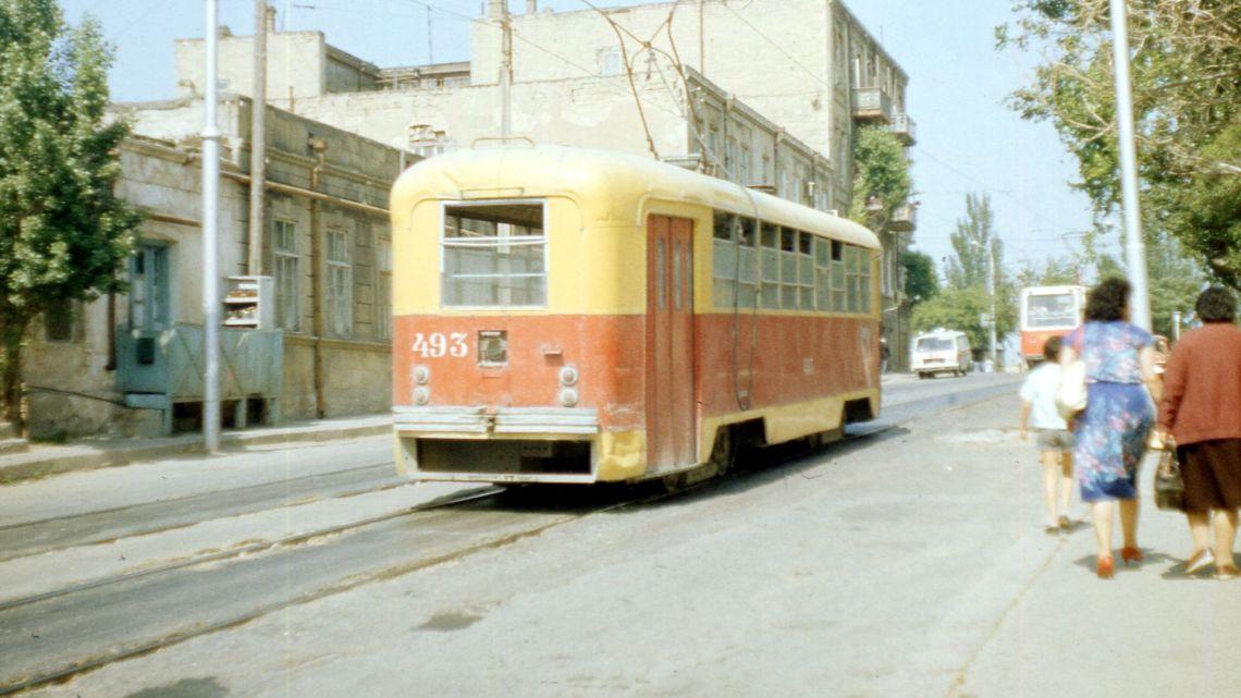Straßenbahnen und Stadtbahnen in Aserbaidschan, Georgien und Armenien
