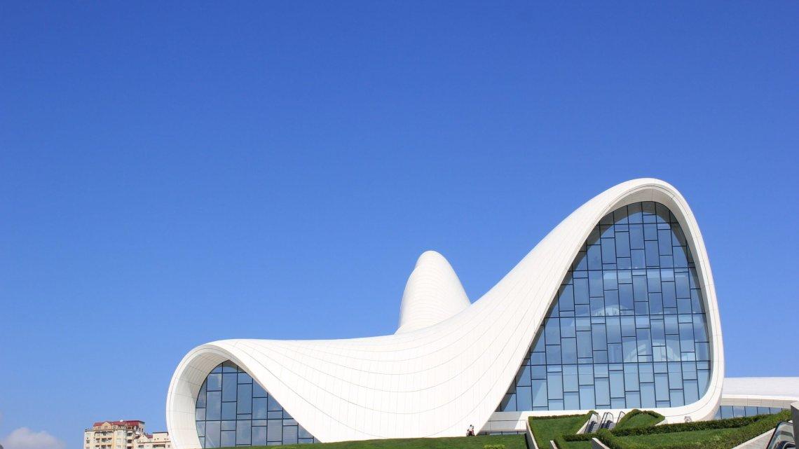 Центр Гейдара Алиева — ФОТО / Heydar-Aliyev-Zentrum FOTOS
