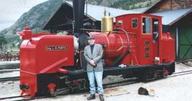 Livio Porta, el revolucionario de las máquinas a vapor