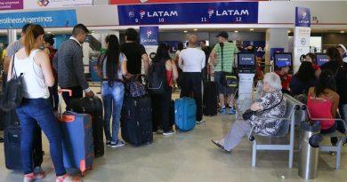 La ruta aérea Neuquén-Santiago sumó 39 mil pasajeros en el primer año