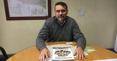 """Más empresas deciden instalarse en los Parques Industriales de la Provincia: """"seguimos planificando el futuro"""""""