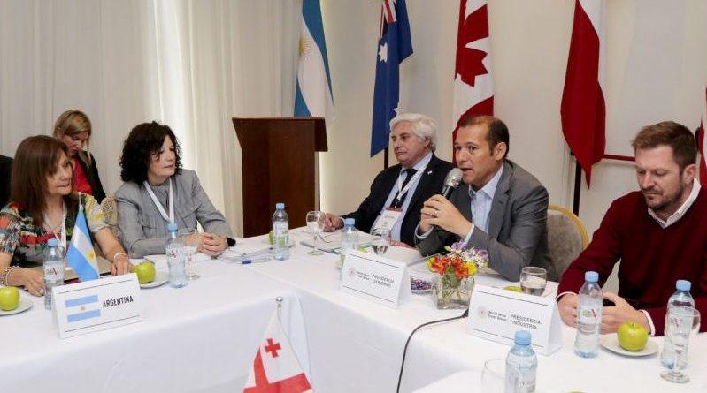 El Grupo Mundial de Comercio del Vino se reúne en Neuquén
