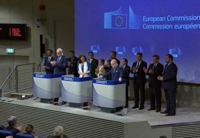 Tras 20 años de negociaciones se logró un acuerdo comercial entre el Mercosur y la UE