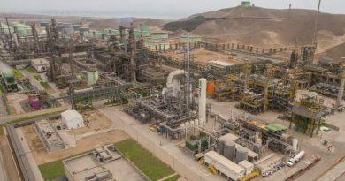 La refinería La Pampilla en Lima incrementó su capital en 200 millones de dólares