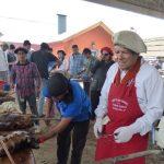 Concurso de asadores en La Reforma