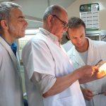 Capacitación sobre brucelosis en el Laboratorio Oficial de General Pico