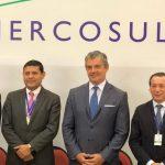 Sica participó de la Cumbre de Presidentes del MERCOSUR