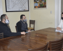 Se realizaron reuniones con titulares de diferentes rubros comerciales de General Pico