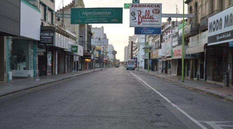 CREEBBA: cuáles fueron los sectores más afectados de la ciudad por la pandemia