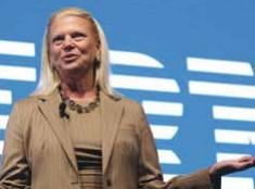 Ginni Rometty de IBM